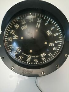 Sestrel boat Compass  yacht Pedistal Compass THOMAS GUNN