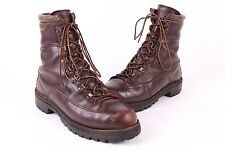 DANNER LEATHER INSULATED GORE-TEX WORK HUNTING BOOTS USA MENS 10.5 D