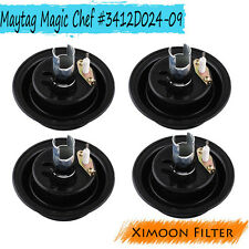 4 PACK Assembly Oven Gas Range Burner Stove for Maytag Magic Chef 3412D024-09