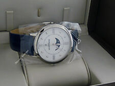 NEW Baume et Mercier Classima Moon-phase Swiss Quartz Women's Watch 10226