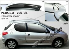 SPOILER REAR ROOF PEUGEOT 206 206+ WING ACCESSORIES
