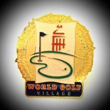 Fridge Magnet USA World Golf Village Metal Tourist Souvenir Collection Gift U907