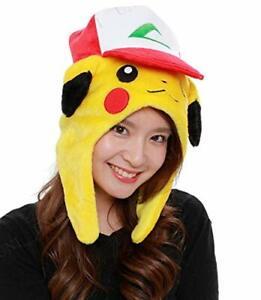 Costume cap Satoshi's Pikachu TMY-069