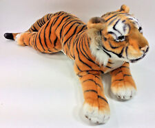 Best Made Toys Tiger Plush Realistic Stuffed Animal 24""
