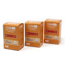 3-Pack CURO L5 Total Cholesterol Strips - Multi-Pack Test Strips for Curo L5