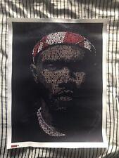 """Frank Ocean Lyrics Poster, """"Sweet Life"""" by Frank Ocean, Canvas Print, 12"""" x 16"""""""