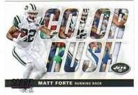 2017 Panini Score Football Color Rush #1 Matt Forte NY Jets