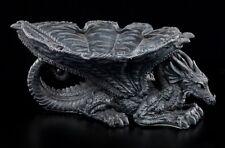 Drachen Figur als Aschenbecher oder schale - DEKO Gothic