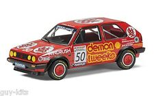 "VW GOLF GTI Série 2 ""DEMON TWEEKS"" (Alan Minshaw) - Die-cast CORGI 1/43 n° 13603"