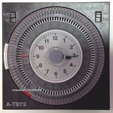 Clearwater, TIME CLOCK ATB72 , fits Clearwater, Saltmate, K Chlor, EASY FIT 100%