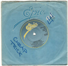 """Cheap Trick - Stop this game (single 7"""")"""