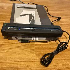 Brother Pocket jet Model PJ-662 Mobile Printer with Bluetooth - Black