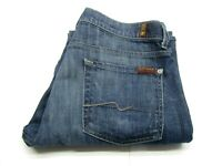 7 SEVEN FOR ALL MANKIND 32 x 31 RELAXED MEN'S DENIM JEANS