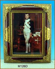 Gemaelde Bild Barock Kaiser Napoleon Militaria M126D