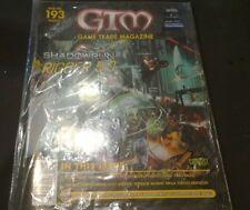 Game Trade Magazine #193  INCLUDES promo CARDs Diamond GTM