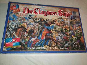 Die Claymore Saga - Spiel - MB