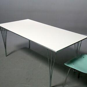 Fritz Hansen B438, Esstisch 160 x 80 cm Arne Jacobsen Piet Hein Mathsson Tisch