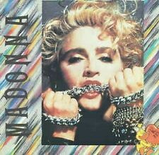 Madonna LP Mitsubishi Special Radio Broadcast Tokyo 22.6.1987 RARE NEW NMINT