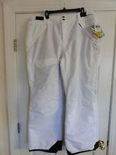 NWT Men's PULSE Snow Pants Size 2XL White MSRP $125