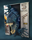 ALIEN QUEEN LIFE-SIZE WALL SCULPTURE~statue/figure~Hollywood Collectibles Group