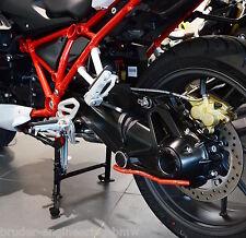 "Leverguard BMW Boxer LC ""Red"" (Propeller Protection, Crash Bar, Crashbar) from 2013"