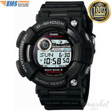 CASIO G-SHOCK GWF-1000-1JF FROGMAN Solar Radio Watch JAPAN Free Shipping EMS