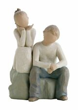 Willow Tree Brother and Sister , New, Free Shipping