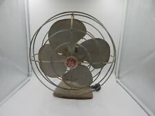 General Electric GE Vintage Fan Table Fan 12""