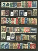 Portugal 1947/53 range of pictorial and commemorative issues to include N Stamps