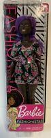 Barbie Fashionistas Doll #125.Curvy AA w/ Purple Hair and sunglasses 2018