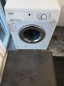Miele W 355 | Waschmaschine (mit Warmwasseranschluss)