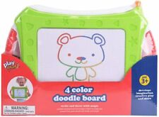 Doodle Board 4 Color Write and Draw with Magic Age 3+