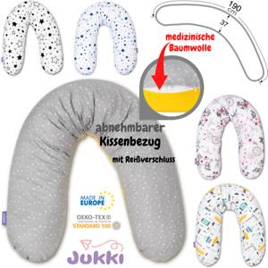 Schwangerschaftskissen Stillkissen Lagerungskissen Seitenschläferkissen BUMERANG