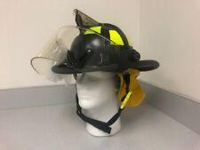 "Cairns MSA Black 880 Helmet with 4"" Tuff Shield"