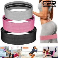 New listing Resistance Loop Bands Fabric Strength fitness Gym exercise Yoga workout Pull Up