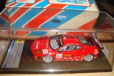Tecnomodel 1/43 2008 Ferrari F430 GT2 #62  Sebring  M SALO  SERIE 21/200