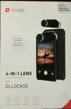 Olloclip 4-in-1 Photo Lens and Ollocase for iPhone 6/6s and 6/6s Plus New