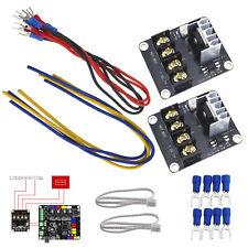 2x 3D Drucker Zubehör Power Modul Heatbed ANET MOSFET Brett Upgrade DC
