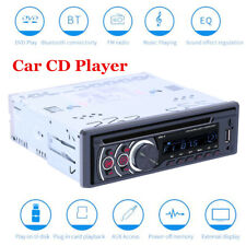 Bluetooth Radio MP3 CD DVD Player Stereo USB AUX Classic Car Stereo Audio 12V
