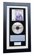 NOAH & THE WHALE Last Night CLASSIC CD Album TOP QUALITY FRAMED+FAST GLOBAL SHIP