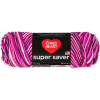 Red Heart Super Saver Pooling Yarn-berry