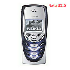Nokia 8310 - Dark Blue (Factory Unlocked) Classic Retro Cellular Phone
