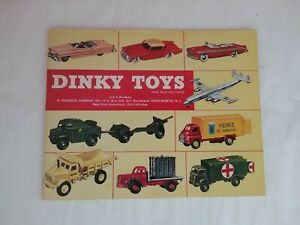 Dinky Toys 1957 Catalog 35 pages