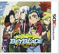 Beyblade Burst Nintendo 3DS Video Game Japan
