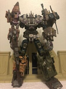 Transformers 3rd Party WARBOTRON WB01 Bruticus Combiner