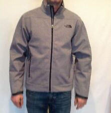 New The North Face Apex Cheroot Jacket Coat Mens Grey Large Size L