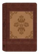 King James Bible: The KJV Study Bible (Heritage Two-Tone Brown) (2013,...