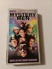 Mystery Men Vhs(Special Edition)Rare Action Comedy