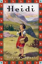 Heidi - Vollständige Ausgabe. Erster und zweiter Teil. von Johanna Spyri