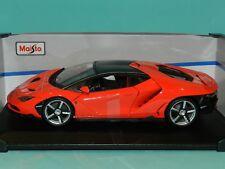 Maisto LP770-4 1/18 Lamborghini CENTENARIO Diecast Metal Model Car Red